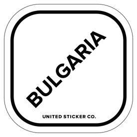 Badge_Lettering_Places_Bulgaria_Vinyl_Sticker