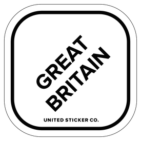 Badge_Lettering_Places_Great Britain_Vinyl_Sticker