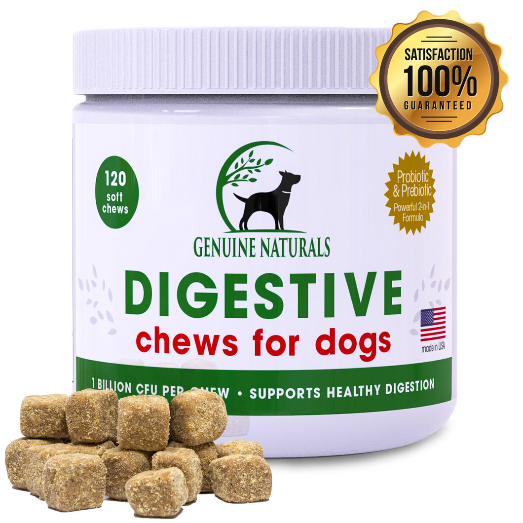 Digestive Supplement Soft Chews