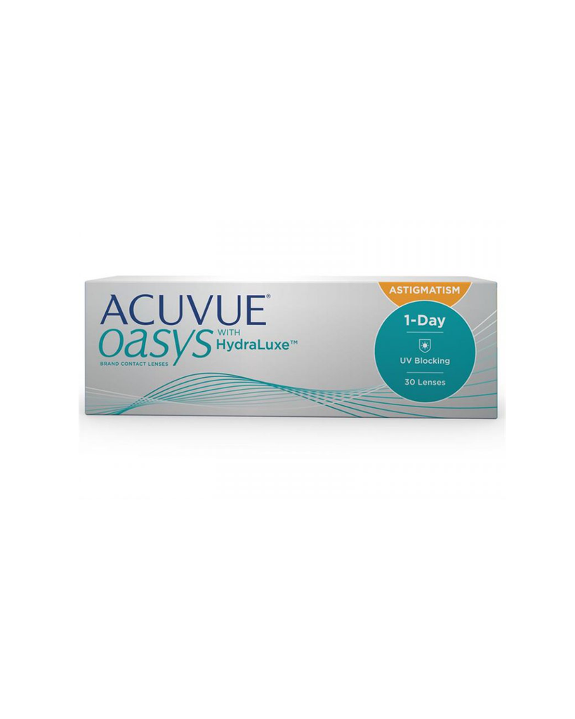 ACUVUE® OASYS 1-DAY for ASTIGMATISM - Eleven Eleven Contact Lens and Vision Care Experts