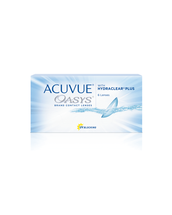 ACUVUE® OASYS BI-WEEKLY - Eleven Eleven Contact Lens and Vision Care Experts