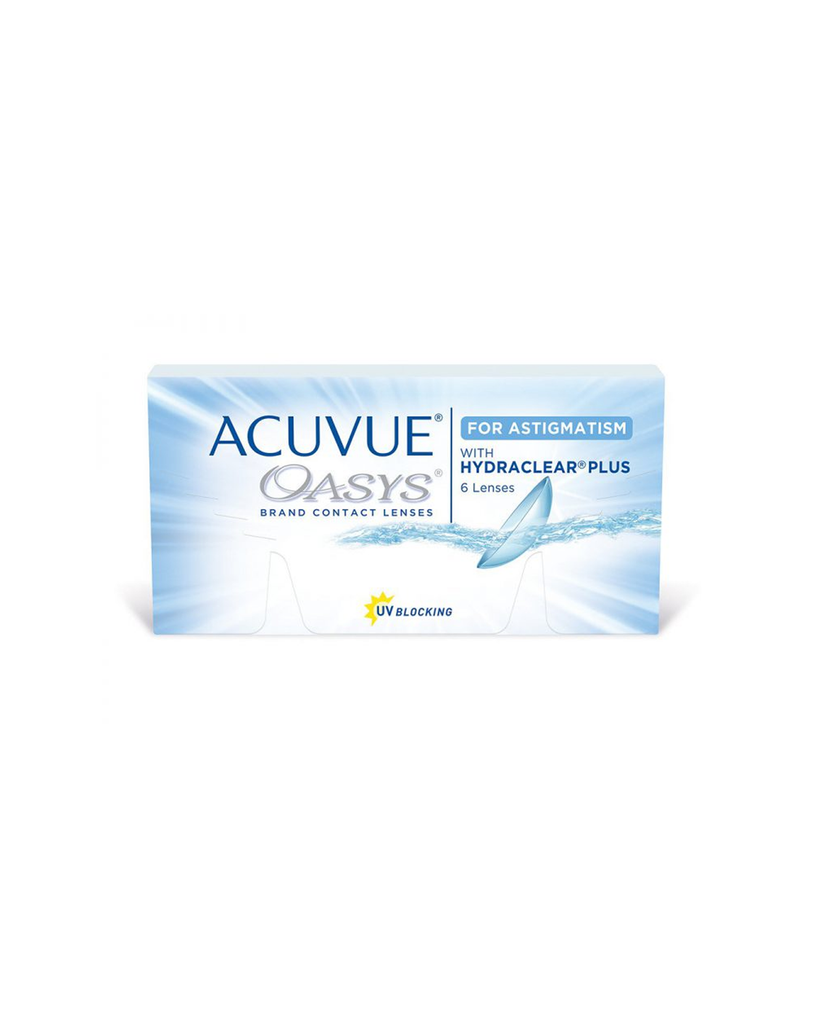 ACUVUE® OASYS BI-WEEKLY for ASTIGMATISM - Eleven Eleven Contact Lens and Vision Care Experts