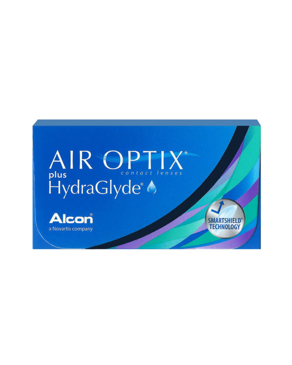 AIR OPTIX® Hydraglyde