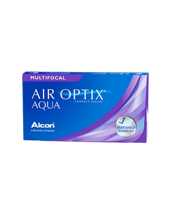 AIR OPTIX® AQUA Multifocal (3 Lenses Pack) - Eleven Eleven Contact Lens and Vision Care Experts