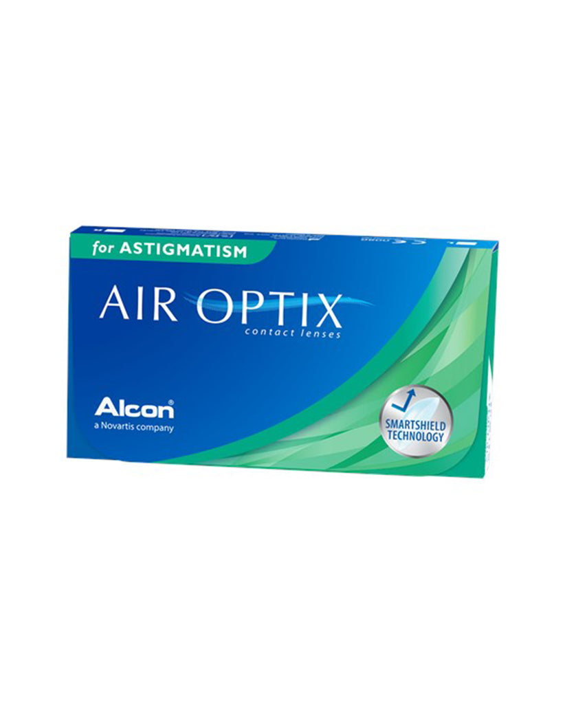 AIR OPTIX® for Astigmatism (3 Lenses Pack) - Eleven Eleven Contact Lens and Vision Care Experts