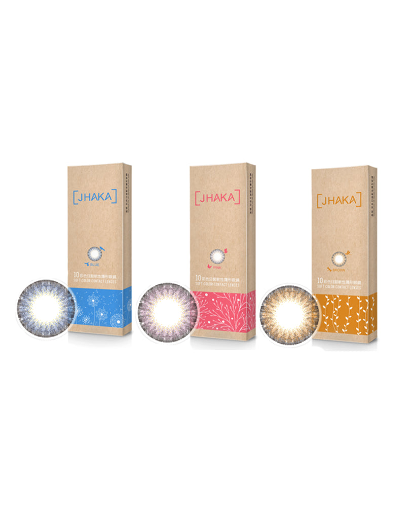 Jhaka 1 Day (30 Pieces) - Eleven Eleven Contact Lens and Vision Care Experts