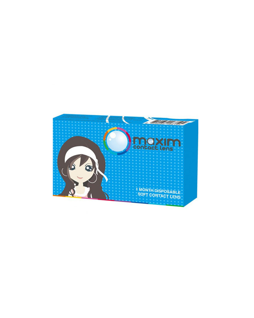Maxim Big and Colour Eyes (Blue Box) x 2 boxes - Eleven Eleven Contact Lens and Vision Care Experts