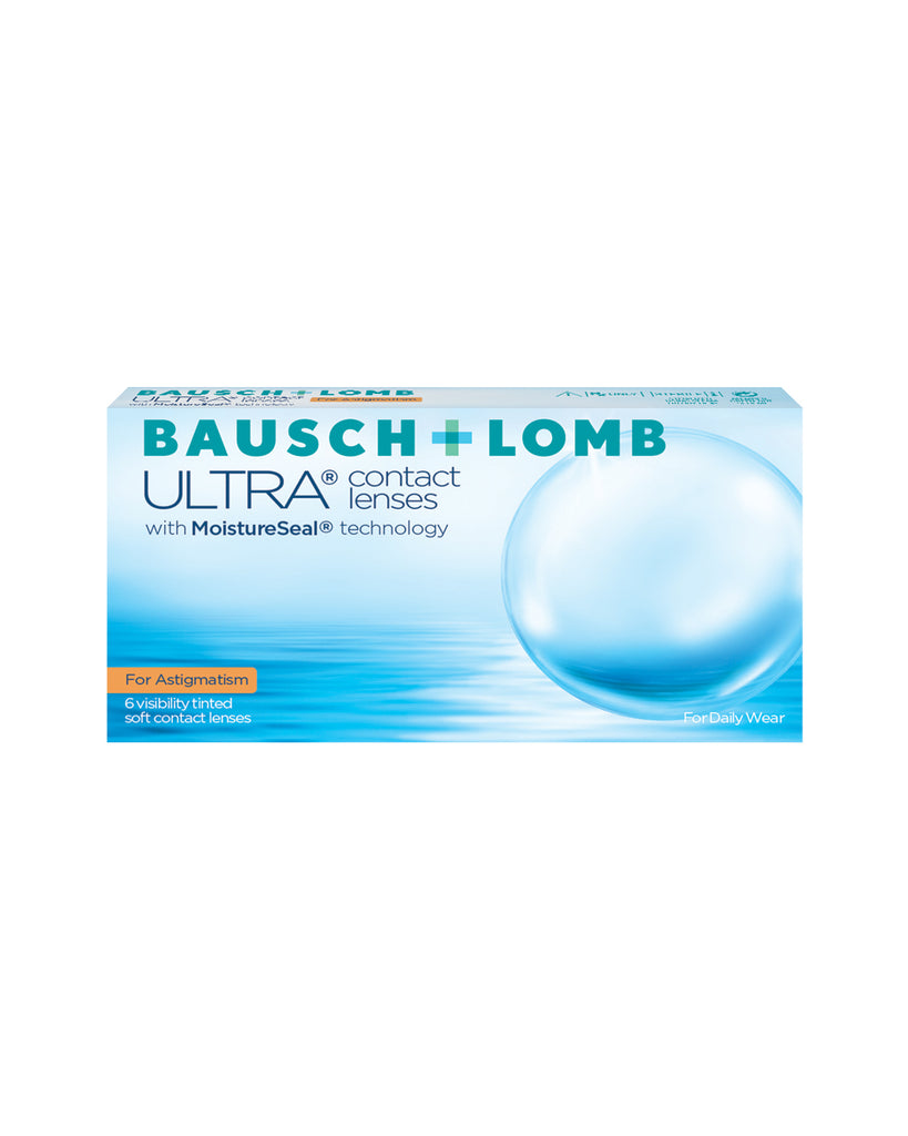 Bausch+Lomb ULTRA for Astigmatism - Eleven Eleven Contact Lens and Vision Care Experts