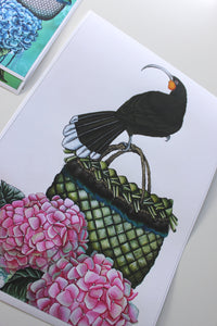 Huia on Kete