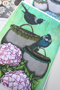 Pair Tui on Kete