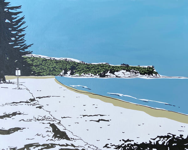 Browns Bay - Tracey Finch - Macandmor