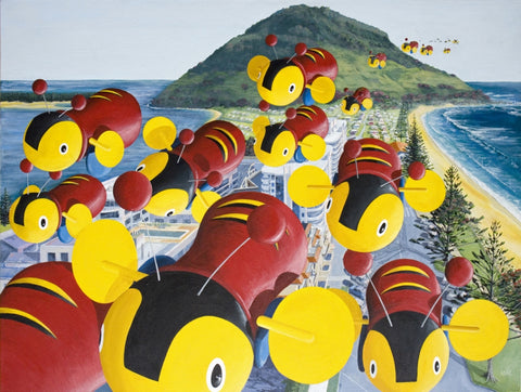 Around the Mount - Giclee Print