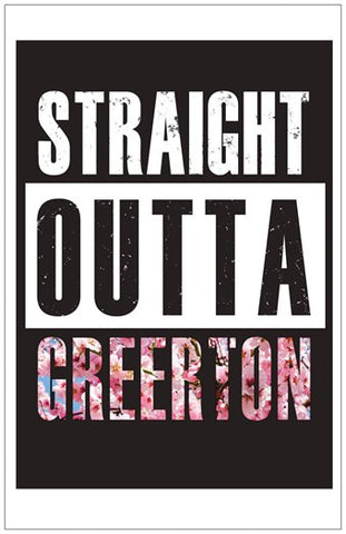 Straight Outta Greerton Blossom