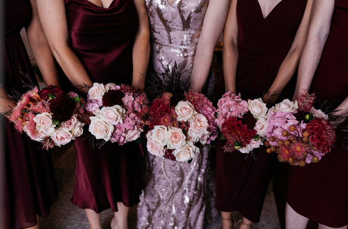 Louisa & James' Sydney Wedding Flowers