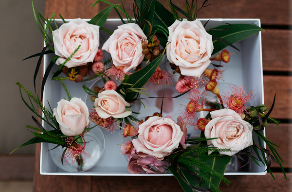 Louisa and James Sydney Wedding Flowers