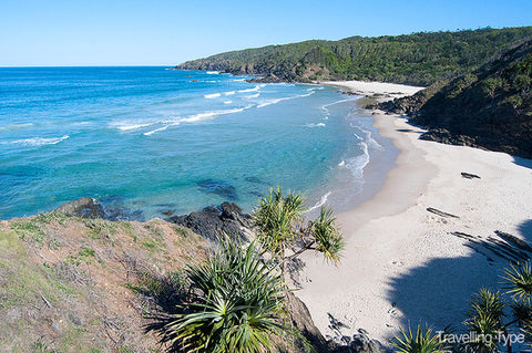 Whites beach, Byron Bay