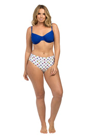 Spot Stone Full Brief Bikini Bottoms