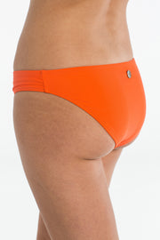 Coral Basic Brief Bikini Bottoms