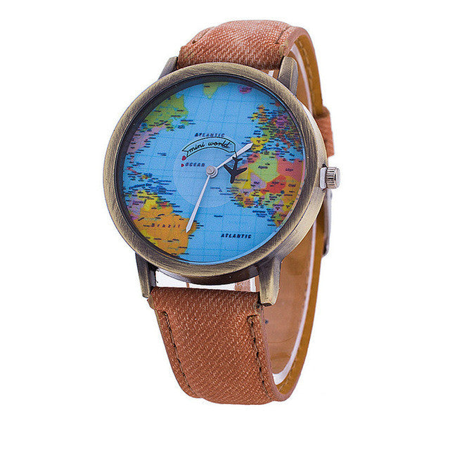 OCEANA World Map Watch