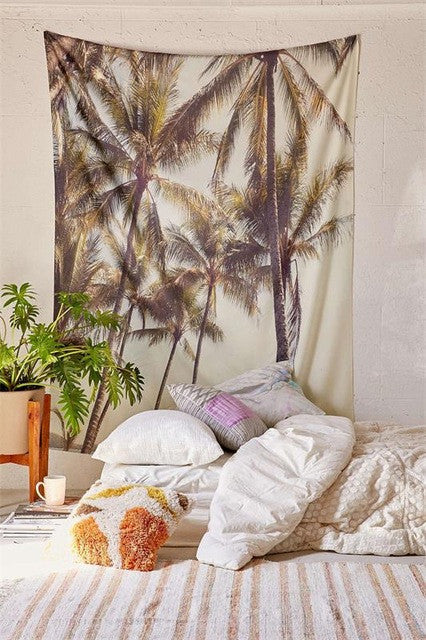 BOHEMIA Tropical Wall Hanging