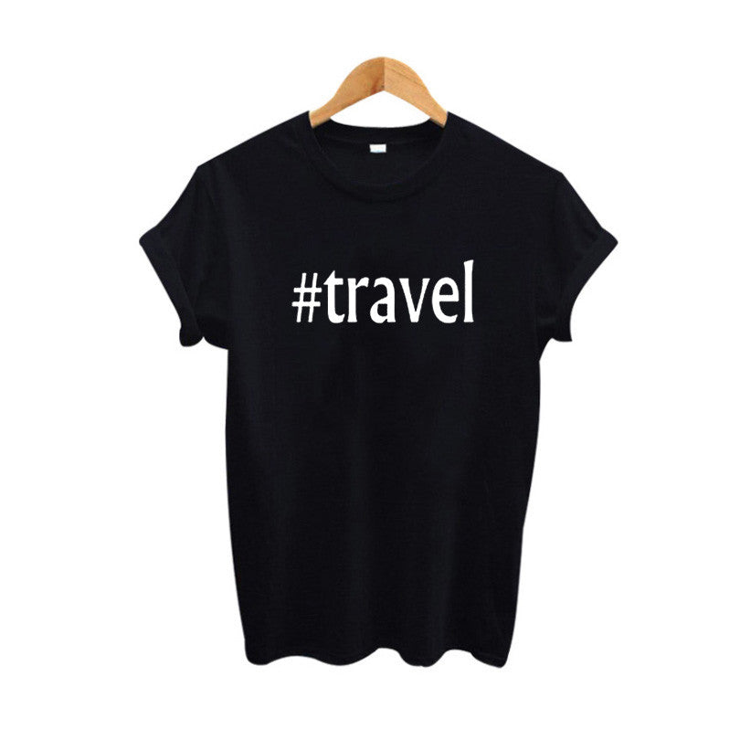 HASHTAG TRAVEL Women's Tee