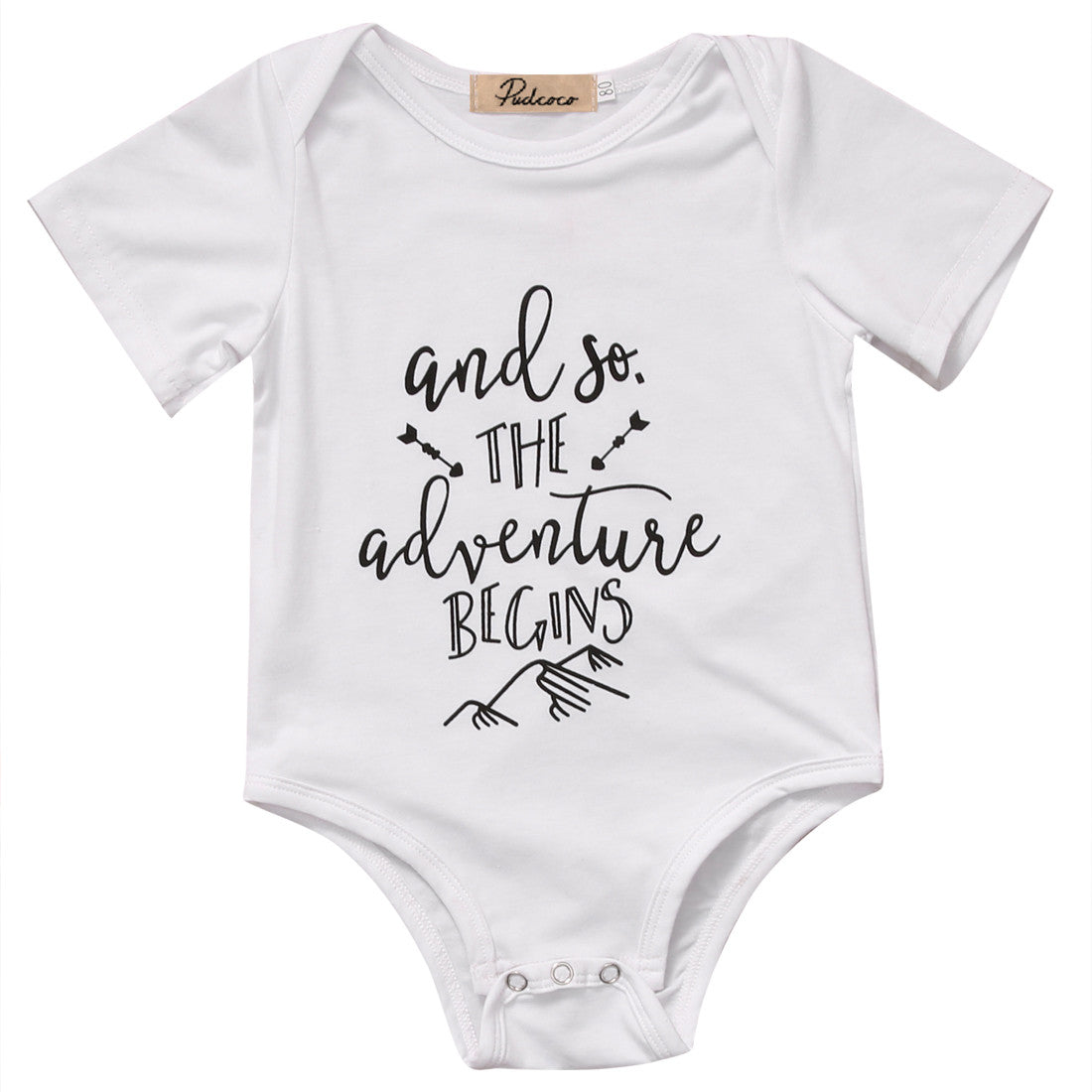 LITTLE ADVENTURER Baby Bodysuit
