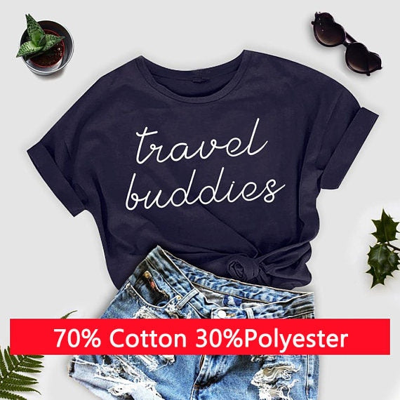 TRAVEL BUDDIES Women's Tee