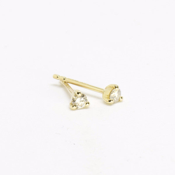 Diamond Crush Studs