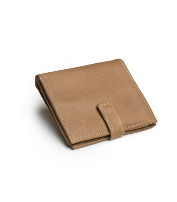 Tito Wallet in Natural leather