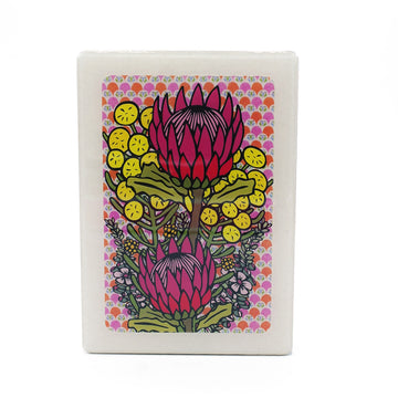 Medium Wildflower Bunch Woodblock