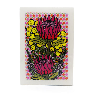 Maxi Wildflower Bunch Woodblock