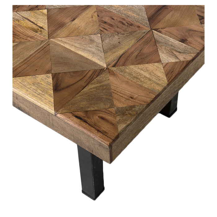 Parquetry Coffee Table