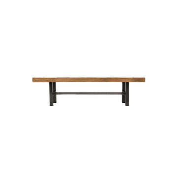 Parquetry Bench Seat