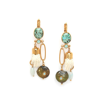 Franck Herval Andrea Earrings