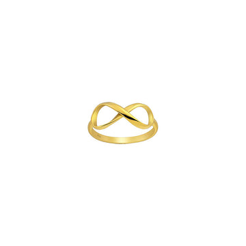 Infinity Ring - Gold