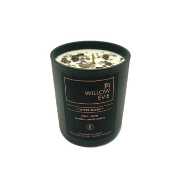 Willow Evie Candle - Coffee Buddy