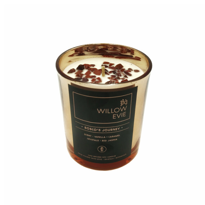 Willow Evie Candle - Boscos Journey