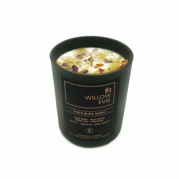 Willow Evie Candle - Evies Black Magic