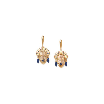 Franck Herval Sacha Earrings