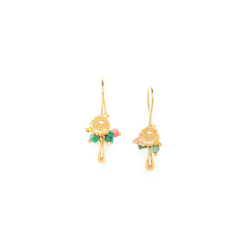 Franck Herval Felicie Drop Earrings