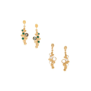 Franck Herval Becky Earrings