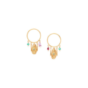 Franck Herval Marta Earrings