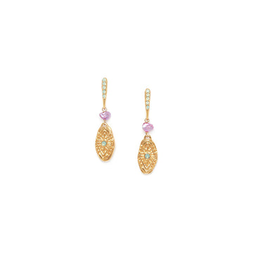 Franck Herval Marta Drop Earrings