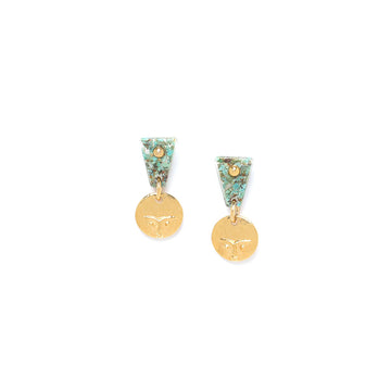 Franck Herval Tiwa Earrings