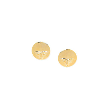 Franck Herval Tiwa Stud Earrings