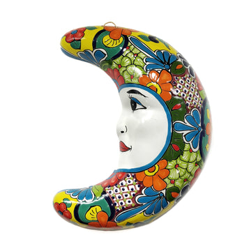 Talavera Crescent Moon