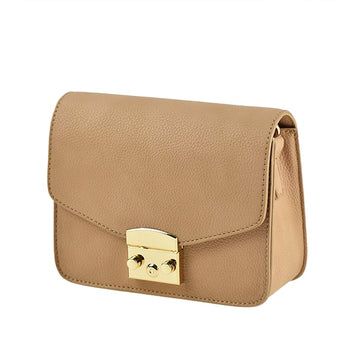 Annalise Crossbody Bag - Nude