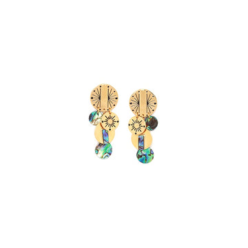 Franck Herval Danna Earrings