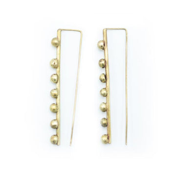 Hamimi Hebba Line Earrings