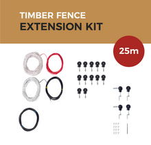 Load image into Gallery viewer, Cat Proof Fence 25m Extension Kit - Timber Fences | SmartCatsStayHome